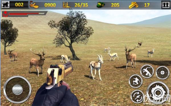山狙击兵动物射手游戏下载截图欣赏
