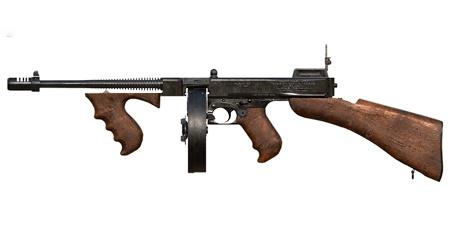 绝地求生刺激战场冲锋枪Tommy Gun怎样 冲锋枪Tommy Gun图鉴详解