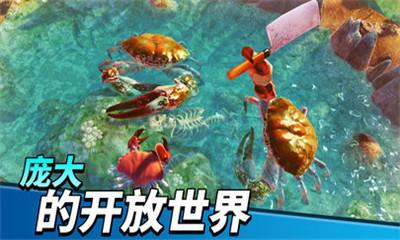 螃蟹之王截图欣赏