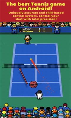 網球巨星截圖欣賞