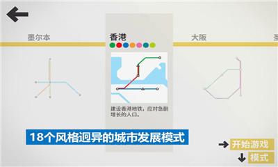 模拟地铁截图欣赏