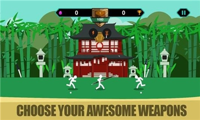 棍棒战士(Stick Warriors)