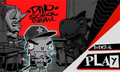 Dino School Brawl
