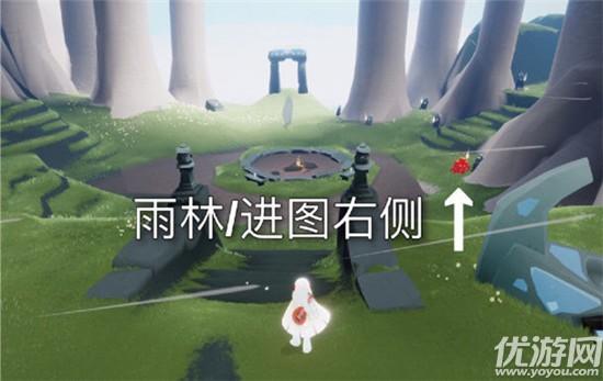 光遇12月3日大蜡烛在哪里 光遇国服12.3大蜡烛位置分布图