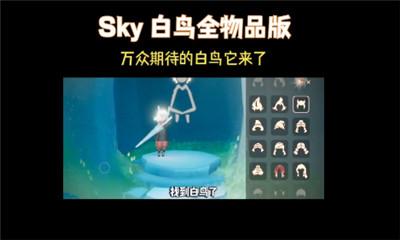 芥子空间sky白鸟版