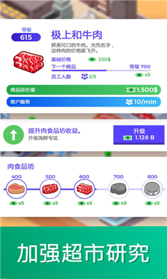IdleSupermarketTycoon截图欣赏